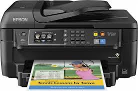 best buy printer black friday epson workforce wf 2760 wireless all in one printer black