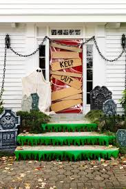 halloween fabric on sale 30 scary outdoor halloween decorations best yard and porch