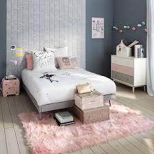 chambre fille maison du monde guirlande lumineuse grise blanche l 215 cm blush maisons du
