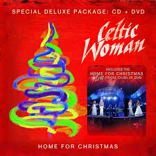 christmas cd celtic woman home for christmas live from dublin cd dvd combo