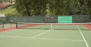 Backyard Tennis Courts Inspirational Backyard Tennis Court Architecture Nice
