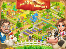 village and farm android apps on google play