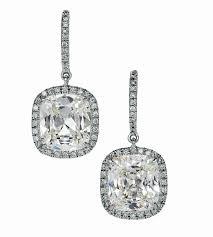 danglers earrings design earrings buy sterling silver dangler earrings made with swarovski