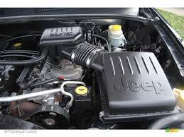 jeep cherokee sport 2002 2002 jeep grand cherokee sport 4x4 4 0 liter ohv 12 valve inline 6