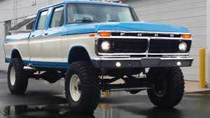 Classic Ford Truck Images - 1977 ford f250 crew cab bent metal customs