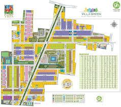 green plans villa green vista plots in kelambakkam chennai price floor plans