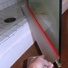 Shower Door Drip Shower Door Drip Rail Home