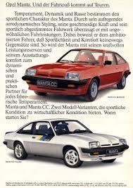 opel brazil 1982 opel brochure