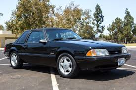 1993 mustang lx 5 0 ford mustang coupe 1993 black for sale 1facp40e8pf198674 1993