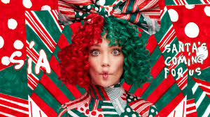 christmas photo album here s our taste of sia s new christmas album feeds