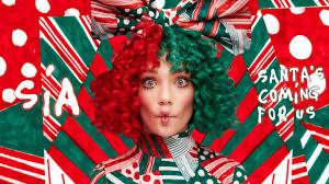 christmas photo album here s our taste of sia s new christmas album feeds