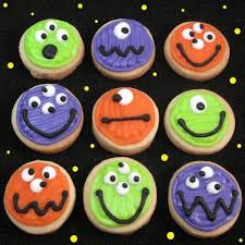 The Decorated Cookie Company Best 25 Halloween Biscuits Ideas On Pinterest Halloween Baking