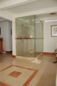 built in showers mobroi com renew your bath by replacing the tub with a shower rose