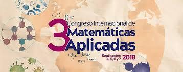 imagenes matematicas aplicadas iii congreso internacional de matemáticas aplicadas universidad el