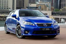 lexus ct200 2012 review 2011 lexus ct 200h f sport review