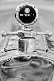 1920 arrow model 48 coupe ornament motometer