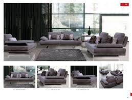Leather Livingroom Furniture Leather Living Room Furniture Esf Wholesale Furniture