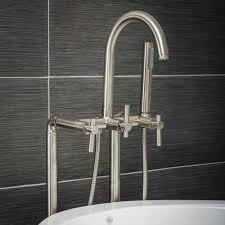 Floor Mount Tub Faucets Faucets U2014 Pelham And White