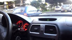 bugeye subaru interior wrx to sti dash swap exitoso youtube
