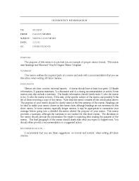 doc 495640 template memorandum u2013 free memorandum template sample