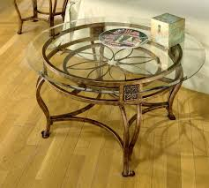 Coffee Table Glass by Vintage Round Metal Coffee Table Med Art Home Design Posters