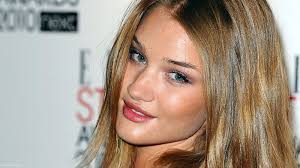 rosie huntington whiteley natural yet bright spring makeup a