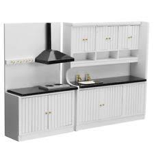 dollhouse kitchen furniture dollhouse kitchen sets ebay