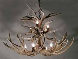Diy Antler Chandelier 22 Best Antler Chandelier Images On Pinterest Chandeliers