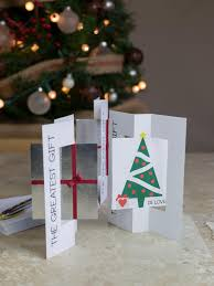 Diy Stocking Gift Card Holder Love U0026 Renovations How To Make Homemade Christmas Cards Diy Network Blog Made