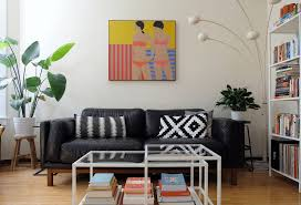 Vintage Modern Furniture Chicago by House Tour A Vintage And Modern Mix In A Chicago Rental