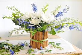 Robbins Flowers - how to arrange flowers with matthew robbins town u0026 country living