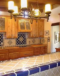 Mexican Tile Kitchen Ideas Mexican Kitchen Cabinets Home Design