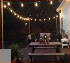 Edison Patio Lights Allen Roth 12 Ft Clear Edison Bulb Patio String Lights Lowes