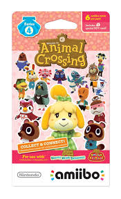 super smash bros wii u black friday amazon amazon com nintendo animal crossing amiibo cards series 4 6 pack