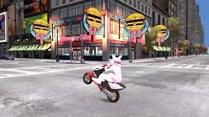 police spiderman arrest hulk motorbike pursuit chase