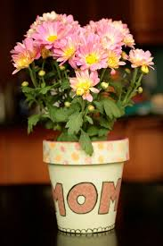 personalized flower pot painted s day flower pot