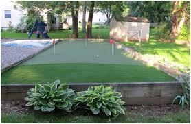 backyards outstanding backyard putting green houston 147 best