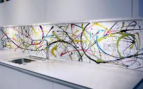 kitchen modern art kitchen splashbacks commission hand painted acrylic art