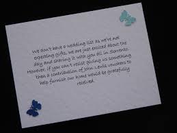 Wedding Gift Money Poem Money Poem For Wedding Invite Image Collections Wedding And