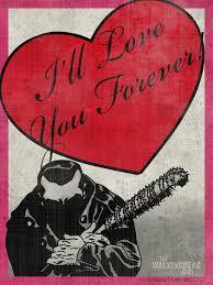 Walking Dead Valentines Day Meme - walking dead valentine s day cards the walking dead official