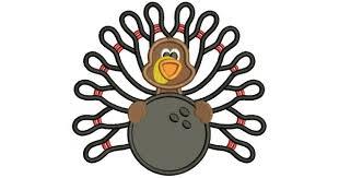 Thanksgiving Appliques Bowling Turkey Thanksgiving Applique Machine Embroidery Digitized Design Pattern 600x315 Jpg