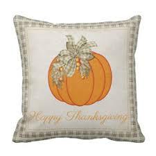 pretty pumpkin happy thanksgiving throw pillow d3 2017