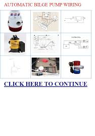 attwood bilge pump wiring diagram attwood wiring diagrams collection