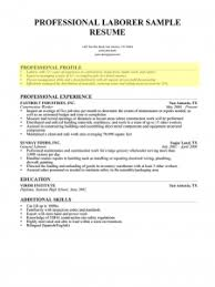 download how to write a profile for a resume