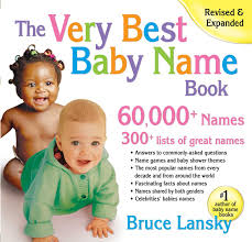 the very best baby name book ebook by bruce lansky official
