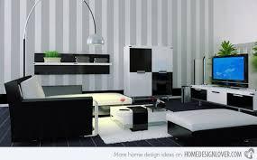 Black And White Living Room Decor 20 Modern Contemporary Black Unique Black And White Living Room