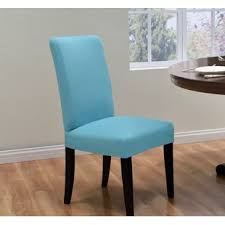 parsons chair slipcovers kitchen dining chair covers you ll wayfair