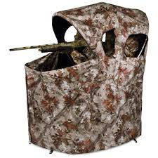 tent chair blind ameristep chair blind tangle 2 0 camo 213447 ground blinds at