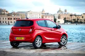 opel karl interior where does the new vauxhall viva leave the adam and corsa by car