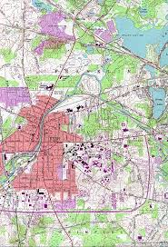 Austin Zoning Map by